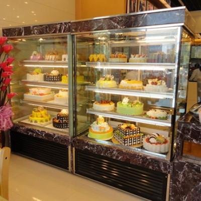 立式五层蛋糕柜