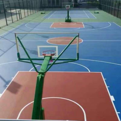 丙烯酸球场