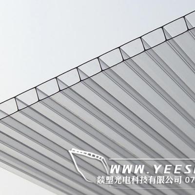 燚塑PC多层板建筑装饰解决方案