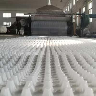 优质+承德地下室滤水板厂家+保定2公分蓄排水板价格