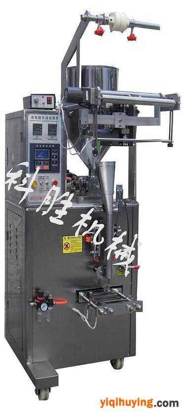 邯郸科胜180液体自动包装机 配料醋/辣椒油自动包装机