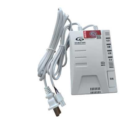 厨房天然气报警器一氧化碳有毒气体泄漏报警器控制器厂家安装