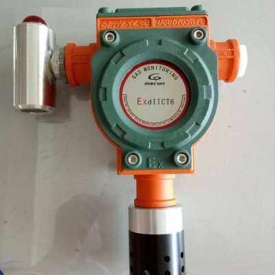 矿用本安型声光报警器防爆型易燃易爆气体报警器控制器厂家安装