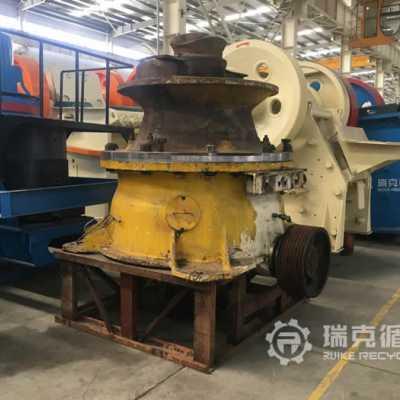 出售检修完成的二手GP11圆锥破碎机