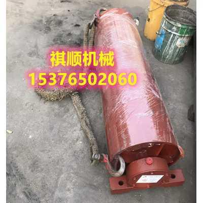 Φ320*900给料机滚筒总成含链轮