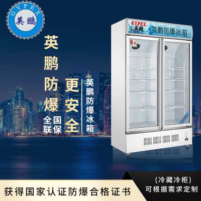 英鹏防爆冰箱BL-700L,实验室防爆冰箱