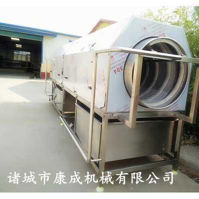 牛肉干滚筒式洗袋机