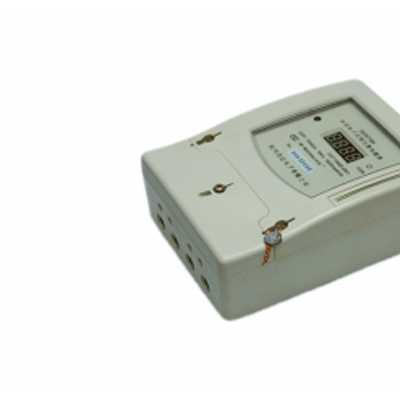 单项电子式IC卡电能表