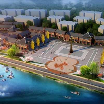 新艺标环艺 四川生态旅游景观策划 贵州艺术景观设计