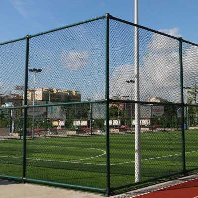 晋城日字型球场围网校园操场隔离网防护球场围网质量至上