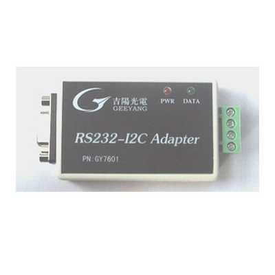 RS232 I2C